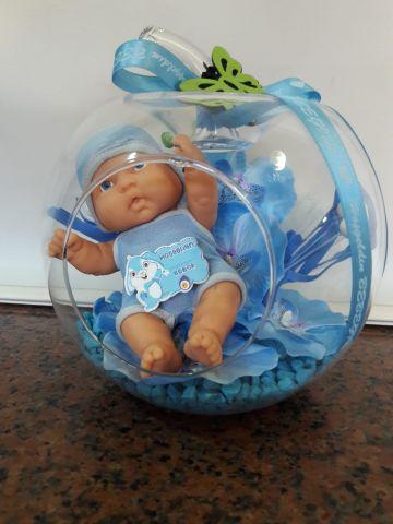 bebekli teraryum